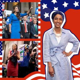 Όλες οι γυναίκες που έγραψαν ιστορία με τις νίκες τους στις χθεσινές αμερικανικές εκλογές