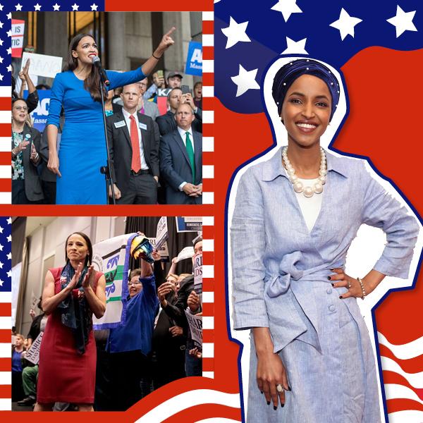 γυναίκες που έγραψαν ιστορία στις αμερικανικές εκλογές