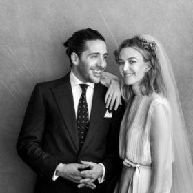 Η κόρη του δισεκατομμυριούχου ιδρυτή των Zara παντρεύτηκε: Το υπέροχο fashion-forward νυφικό