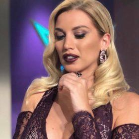 Κων/να Σπυροπούλου: Όλες οι λεπτομέρειες του look της στο Gala του MSR την Παρασκευή