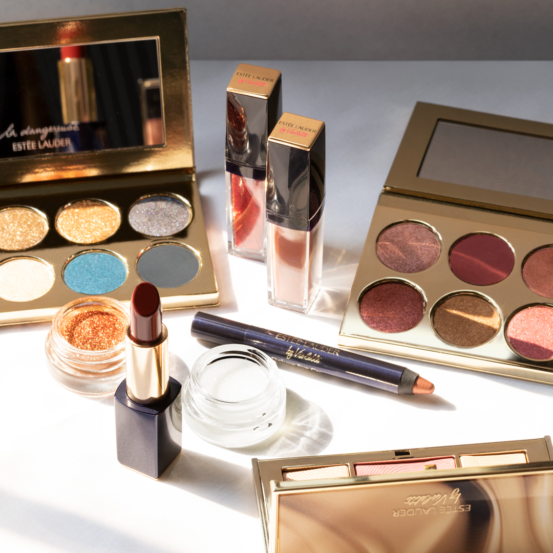 Violette La Dangereuse Collection estee lauder, Το αγαπημένο μας it-girl από τη Γαλλία, Violette, μόλις κυκλοφόρησε κι άλλη makeup συλλογή με την Estee Lauder