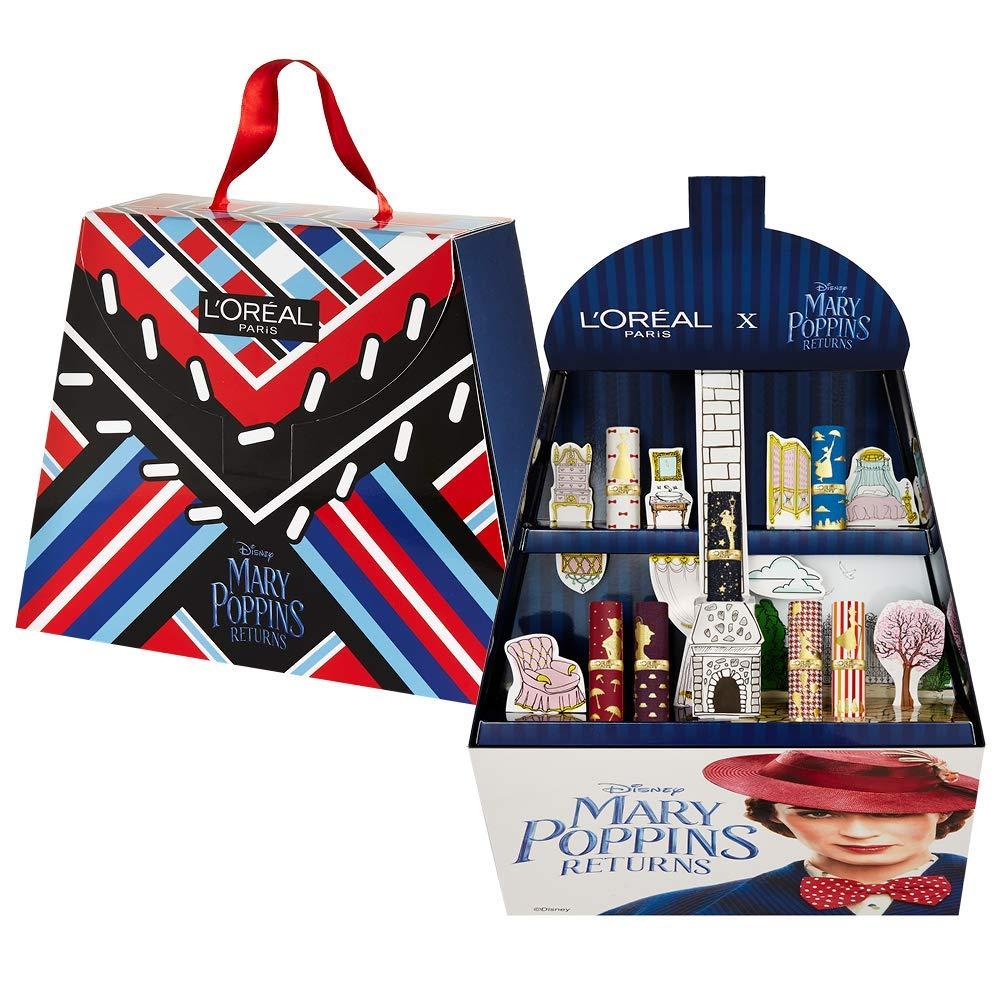 loreal-paris-x-mary-poppins-returns, Mary Poppins και L'Oréal Paris κυκλοφορούν συλλογή κραγιόν