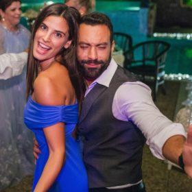 Σάκης Τανιμανίδης και Χριστίνα Μπόμπα στο Άμπου Ντάμπι (φωτογραφίες)