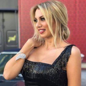 Κωνσταντίνα Σπυροπούλου: Τι φόρεσε στο My Style Rocks Gala με θέμα το «Avant Garde»;