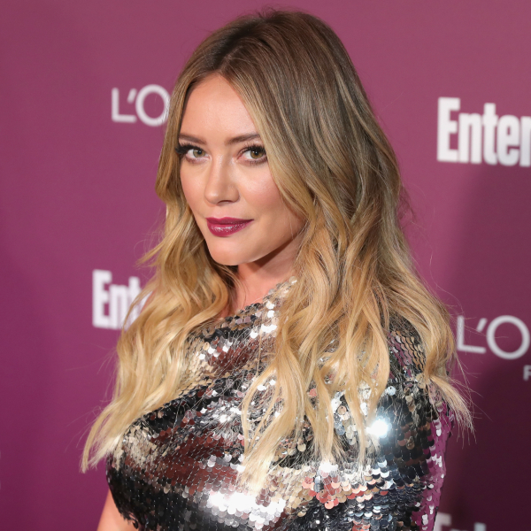 Getty Images, Hilary Duff