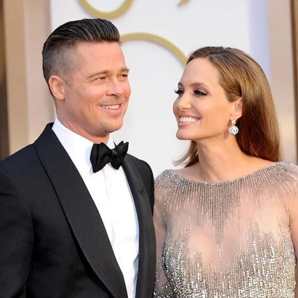Brad PittAngelina Jolie