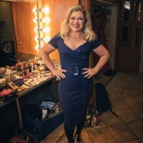 Kelly Clarkson: Πώς έχασε 17 κιλά χωρίς να κάνει καθόλου γυμναστική;