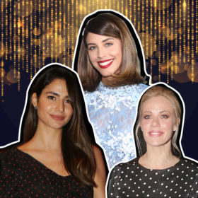 Get Glam: Πέντε εγχώριες celebrities σας προτείνουν χτενίσματα για την εορταστική σεζόν