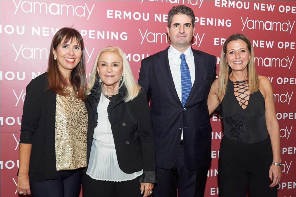 Βarbara Cimmino, Ειρήνη Αθανασιάδη, Άντζελα Φερεντίνου, Franchesco Pinto