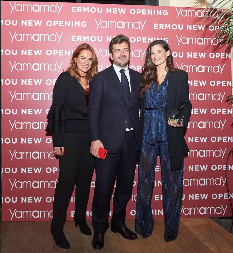 Ντιάνα Σπανού,Gianluigi Cimmino, Χριστίνα Μπόμπα
