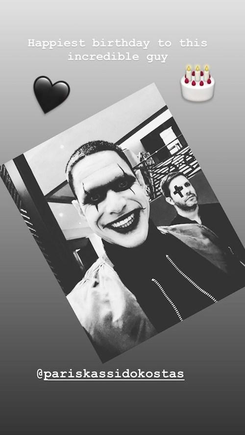 goth party του Πάρη Κασιδόκωστα