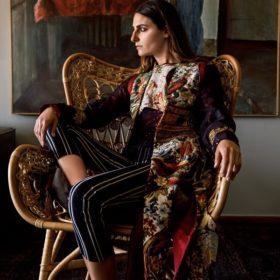 Βασιλική Ρούσσου: Τα πρώτα βήματα στο modelling και η γνωριμία με την Έλενα Χριστοπούλου
