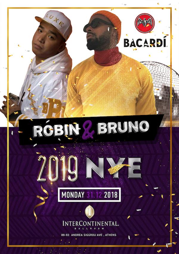 2 - RnB DJ - ROBIN & BRUNO