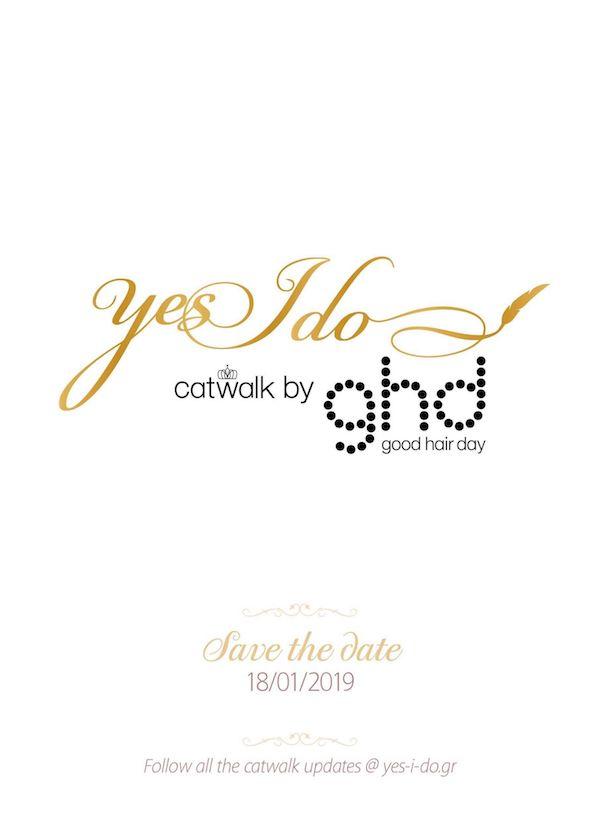 ghd myrto kazi 1 Yes I Do Catwalk by ghd