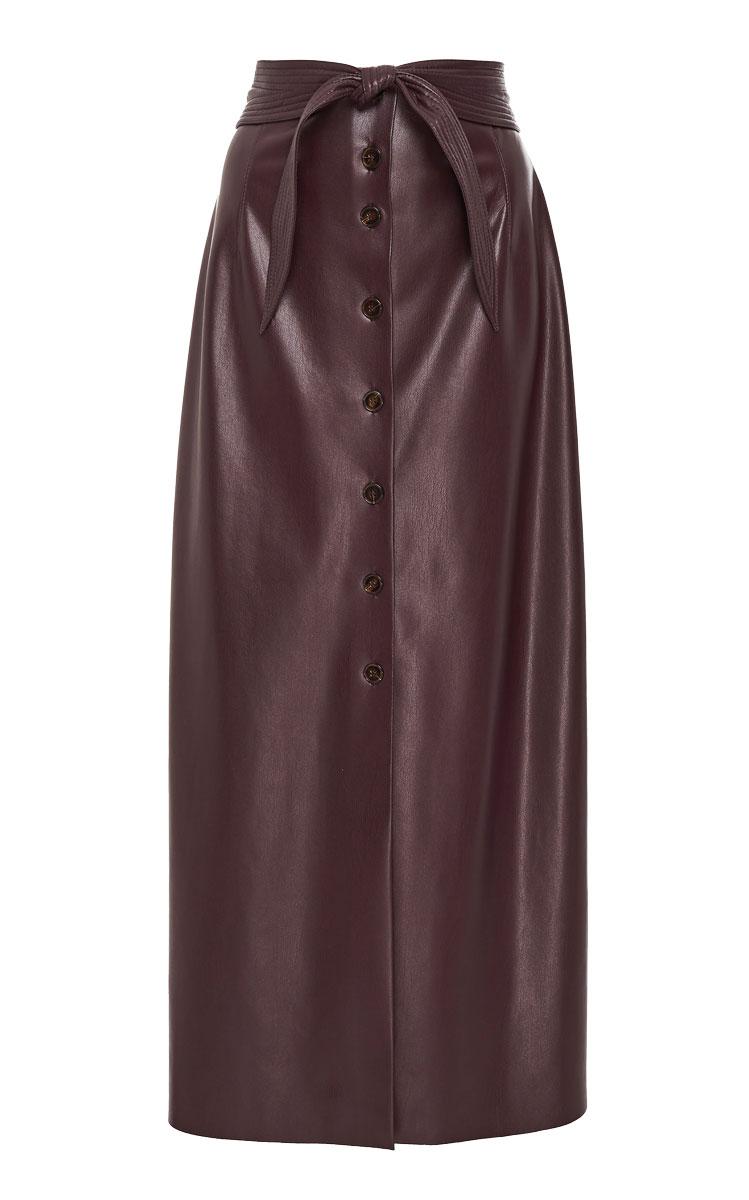 largenanushkapurplearfenhighwaistbutton-front-skirt