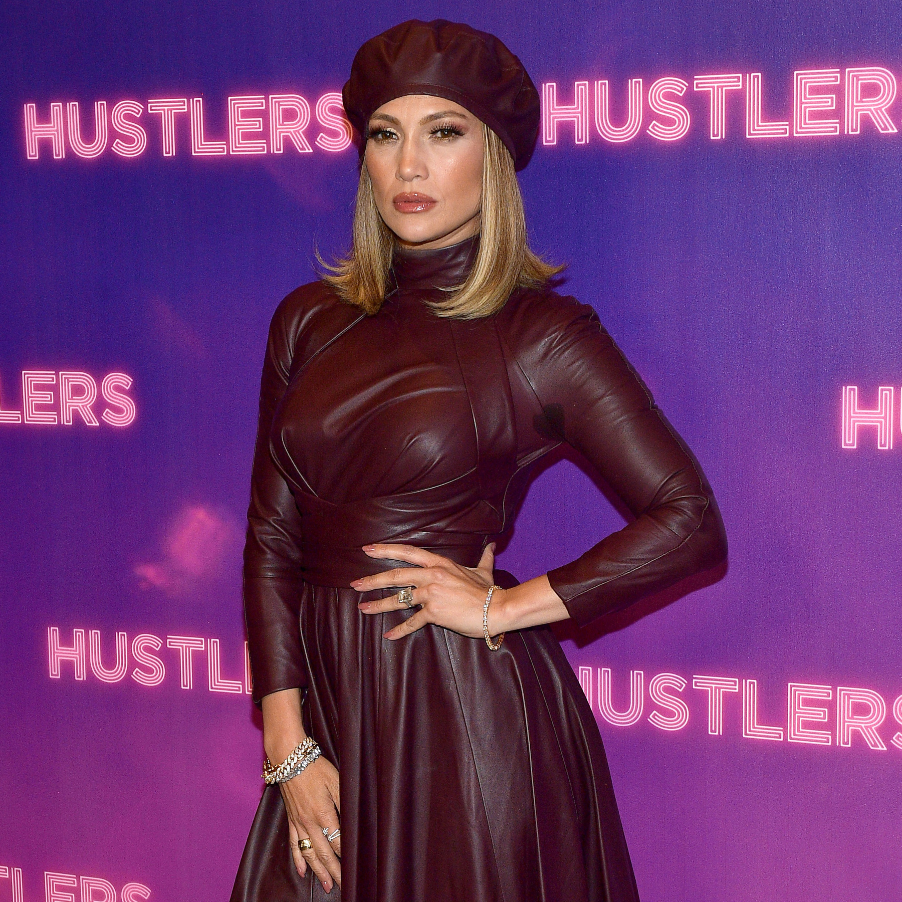 Jennifer Lopez from The Big Picture: Todays Hot Photos