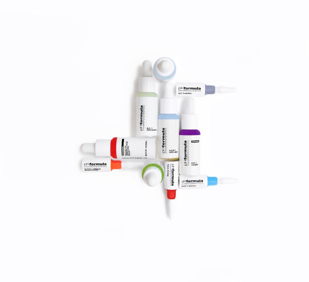 Ampoules pHformula