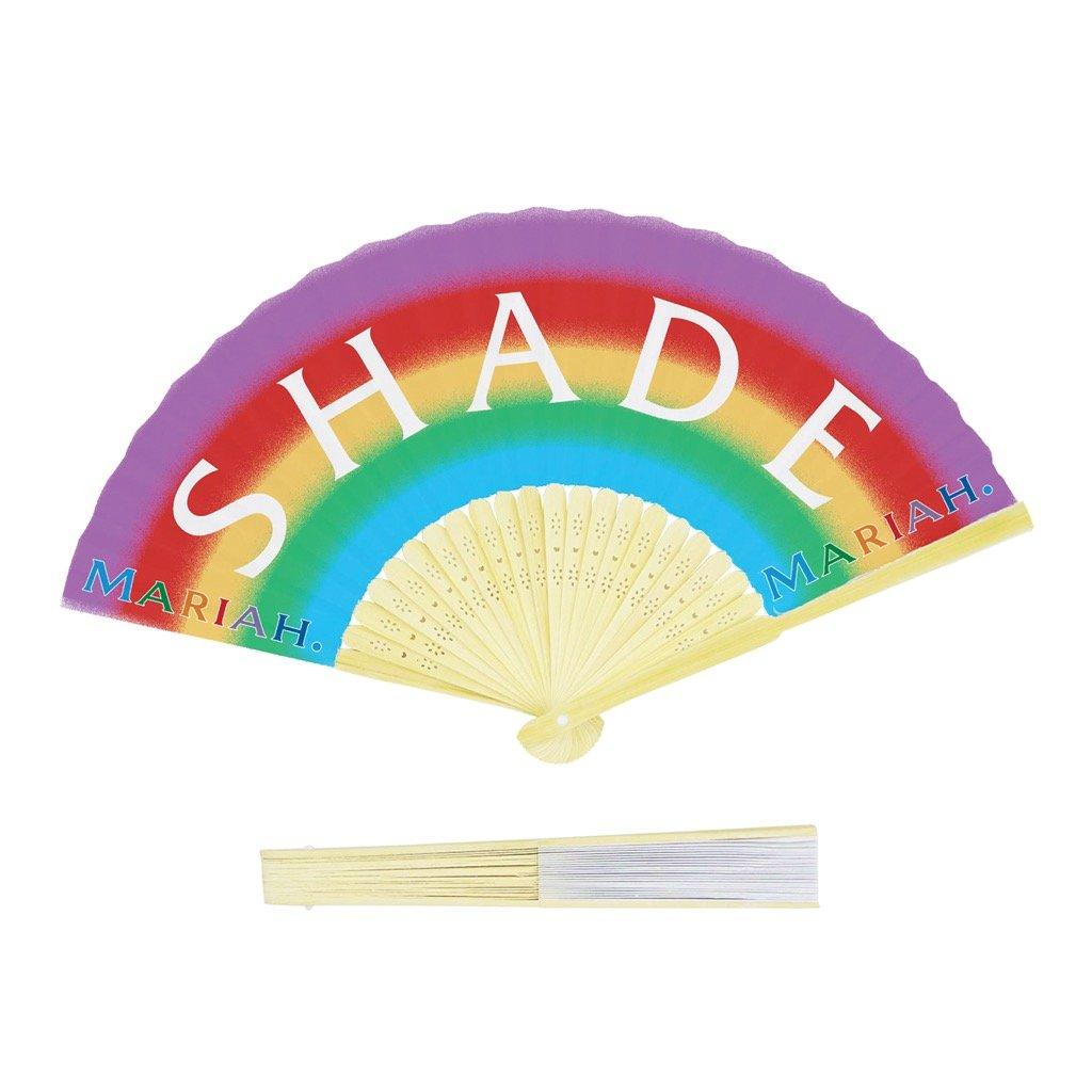 Throw Shade Fan